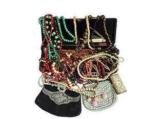 A photo of Costume Jewellery